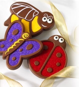 Delightful Chocolates for Spring and Summer!