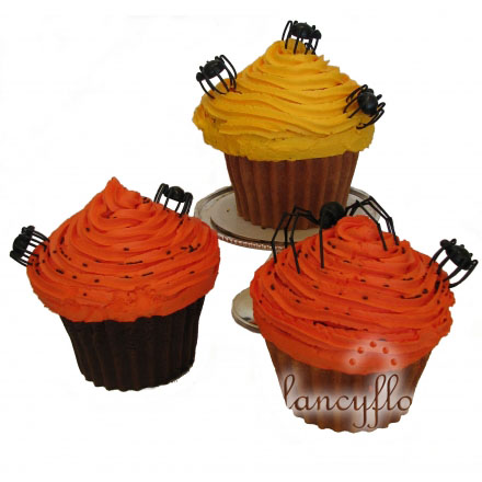 halloween cupcake  cakes