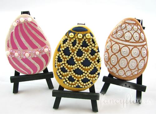 fab eggs trio