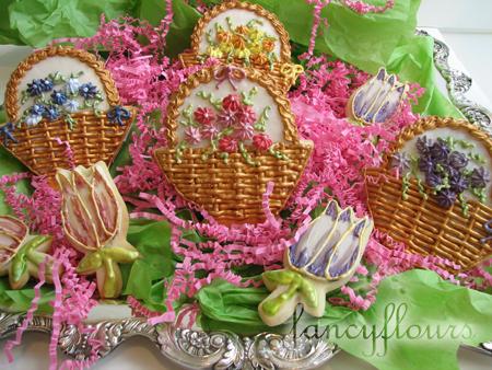 Basket Cookies
