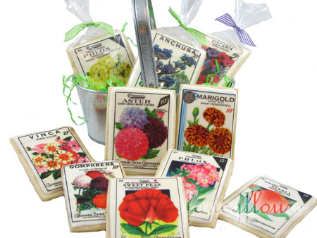 seed packets all