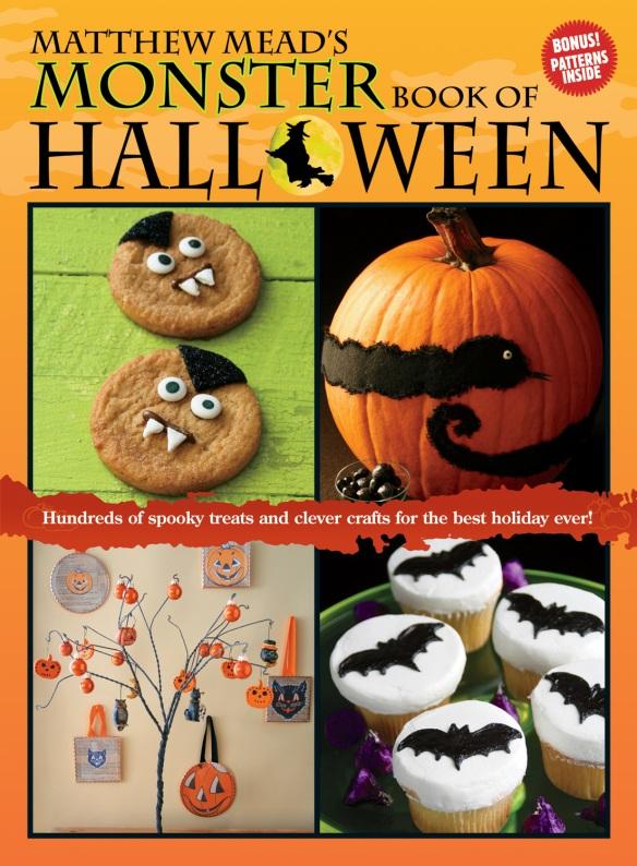 Monster Book of Halloween