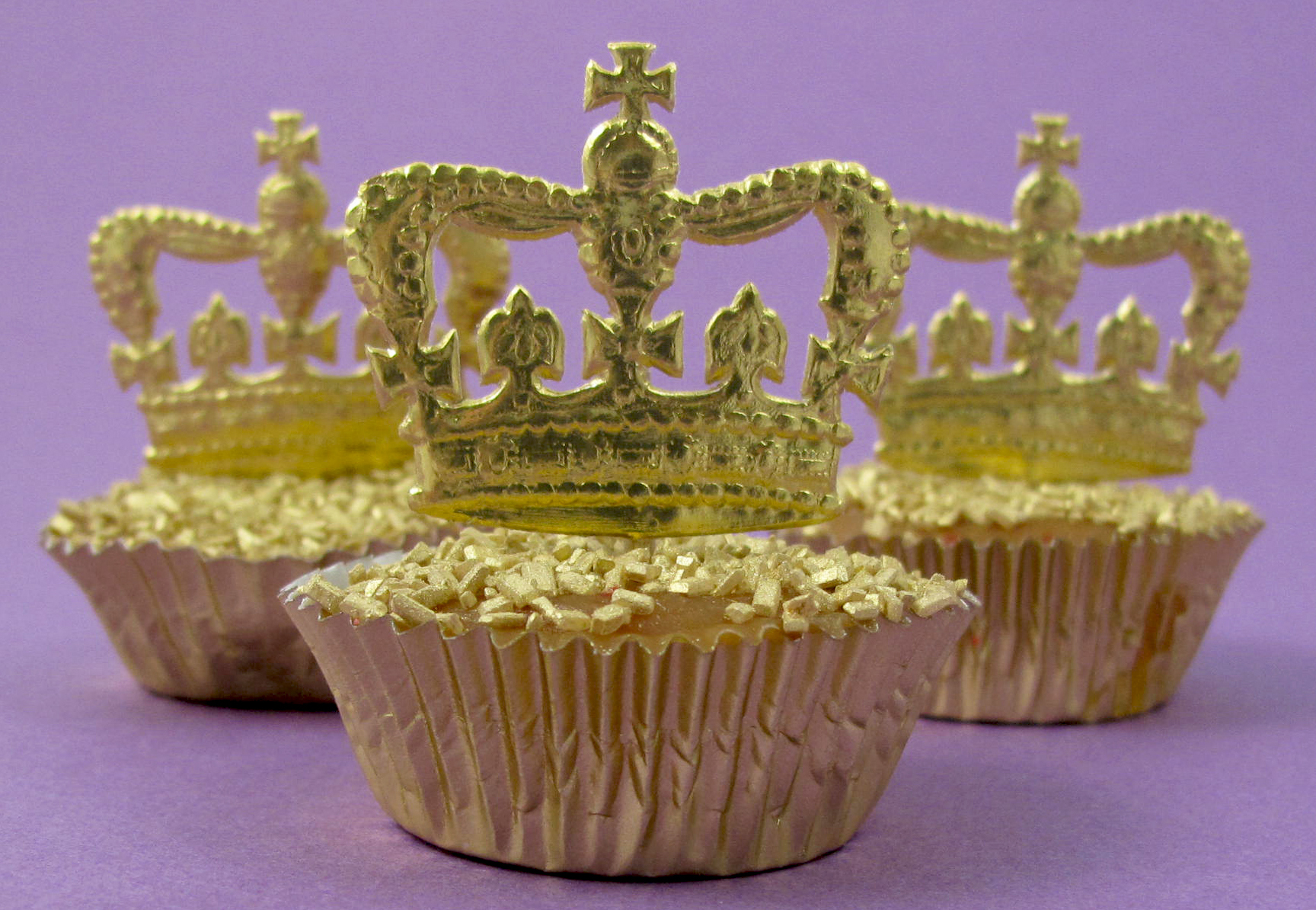 Celebrate Mardi Gras With Gold Purple And Green Treats