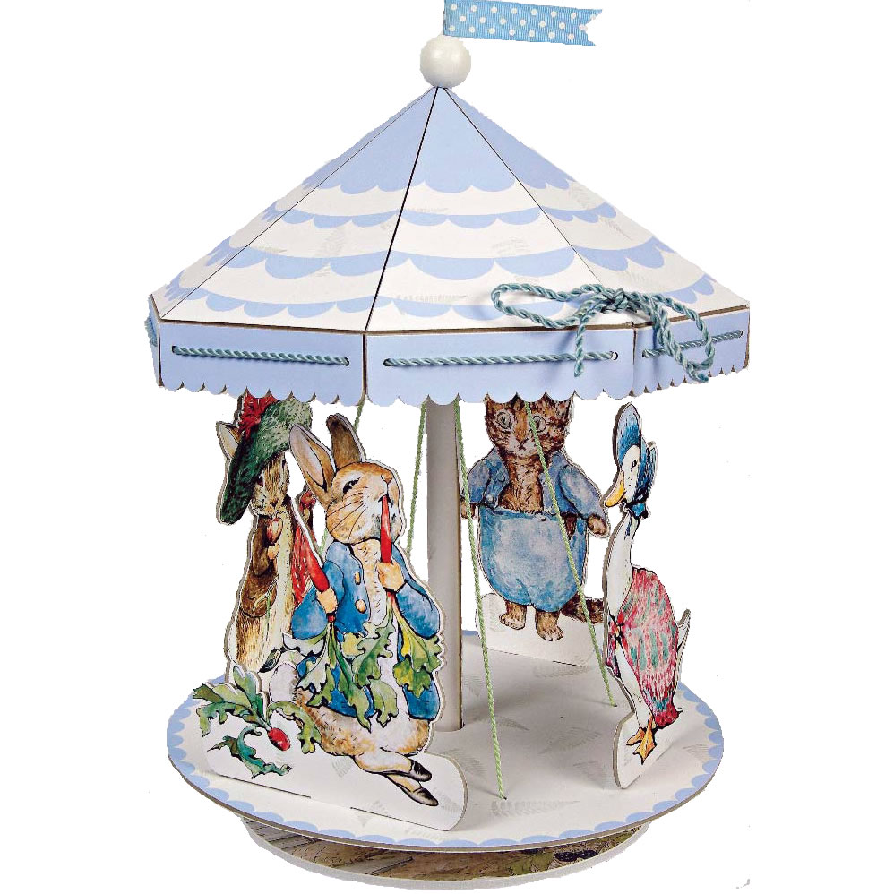 Beatrix Potters Peter Rabbit Cupcake And Party Decor