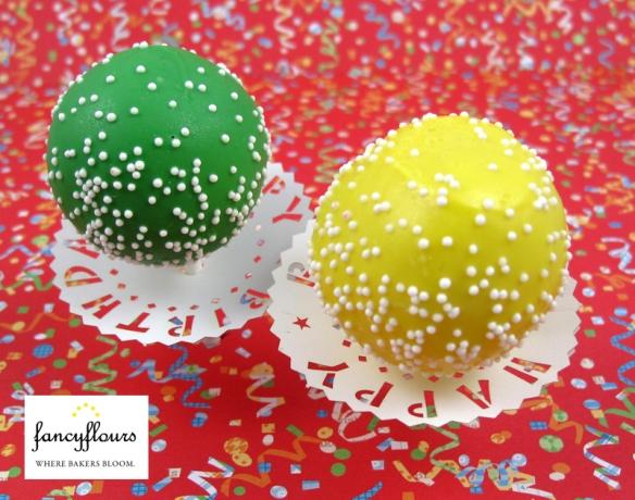 Happy Birthday Cake Pop Skirts