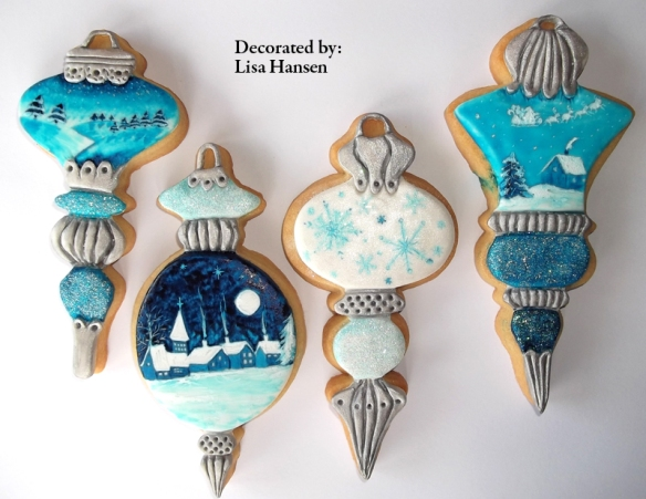 Decorated by: Lisa Hansen