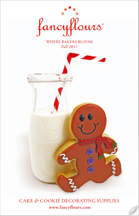 Fancy Flours Holiday 2011 - Cover