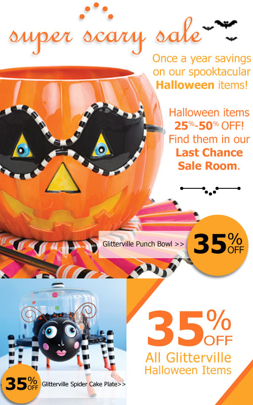Super Scary Sale