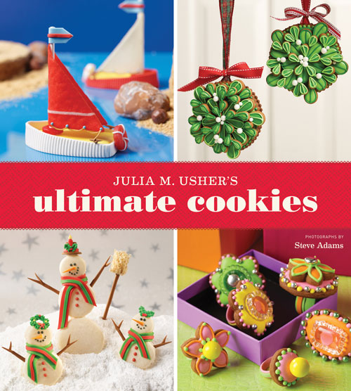 Ultimate Cookies by Julia Usher