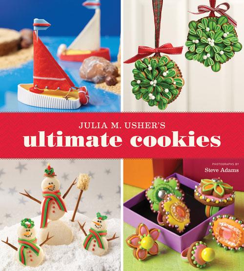 Ultimate Cookies by Julia Usher