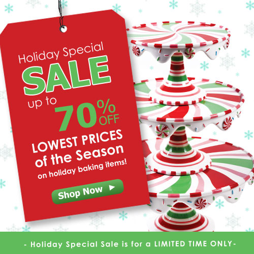 Special Holiday Sale