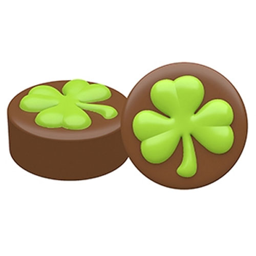 Chocolate Covered Oreos® Shamrock Mold
