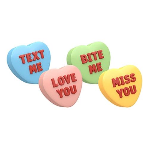Talking Hearts Oreo® Cookie Mold