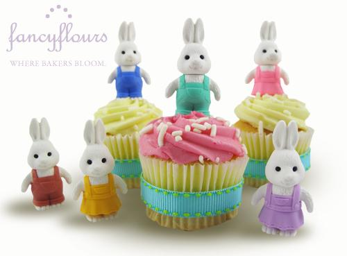 New Iwako Bunny Eraser Set