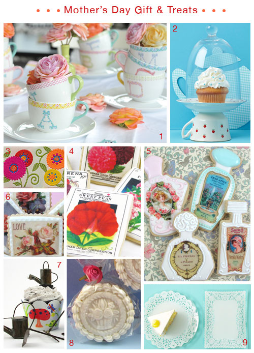 Mother S Day Gift Amp Treat Ideas Fancy Flours Where