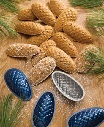 Easy Gingerbread Pine Cones Recipe Fancy Flours Where