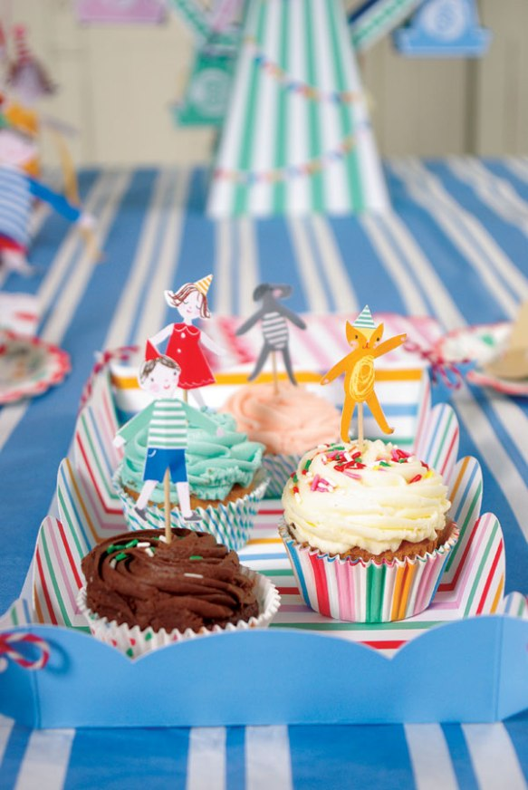 Toot Sweet Birthday Partyware