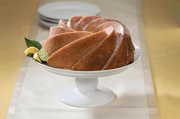 Old Fashion Pound Cake Recipe