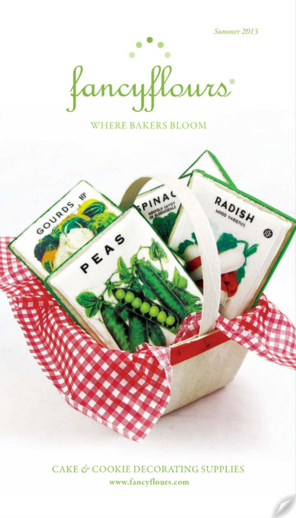 Fancy Flours Summer Catalog