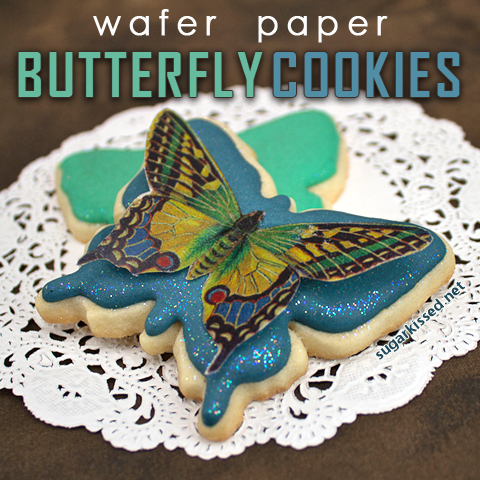 Wafer-Paper-Butterfly-Cookies