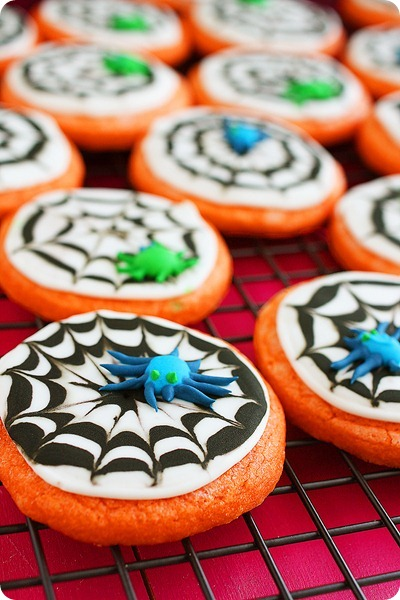 Halloween Spiderweb Cookies[3]