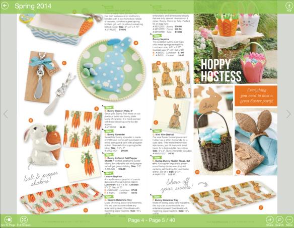 spring 2014 catalog