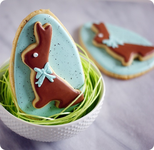 Double Decker Bunny Cookies