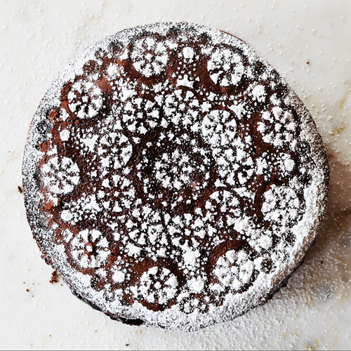 Double Cocoa Chili JamDoily Cake Mix