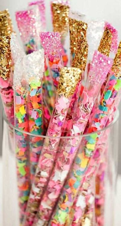 Confetti-Sticks