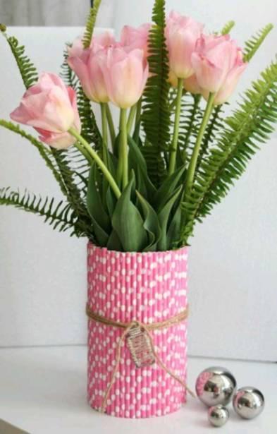 Vase-wrap