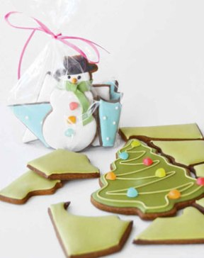 Cookie Puzzle Project